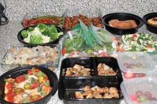 Sample Meal Prep