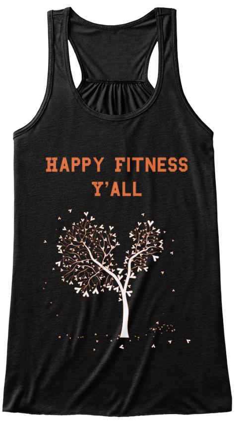 Fall Fitness Tank